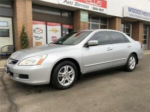 2006 Honda Accord Sdn SE ONLY 81000 KM