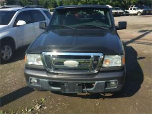 2007 Ford Ranger XL V6 Cylinder Engine 4.0L/245