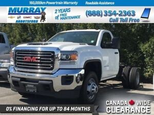 2018 GMC Sierra 3500HD Base DRW Duramax Trailer Brake