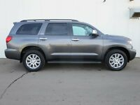 2011 Toyota Sequoia Platinum $258 Bi-Weekly!