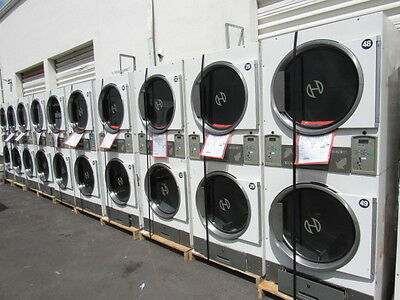 30lb Huebsch Stack Dryers Esd Card System -
