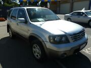 2007 Ford Escape ZC XLS Silver 4 Speed Automatic Wagon Wangara Wanneroo Area Preview