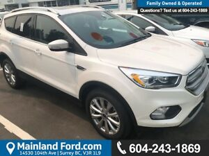 2017 Ford Escape Titanium *ACCIDENT FREE* *LOCALLY DRIVEN*