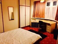Furnished Large Double Room For Rent /All Bills ,Council Tax & WIFI Included/Close to tube & Shops