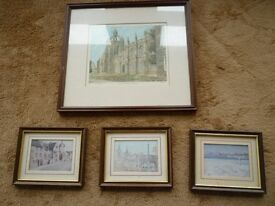Original pictures of 'Old Aberdeen' Authentic and original.