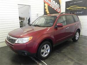 2009 SUBARU FORESTER 2,5 X TOURING (AWD) TOIT PANORAMIQUE