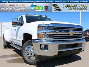 2016 Chevrolet Silverado 3500HD LTZ 6.6L | Dually | PST Paid