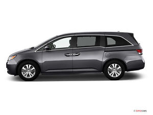 PRICE REDUCED - 2015 Honda Odyssey EX Minivan, Van