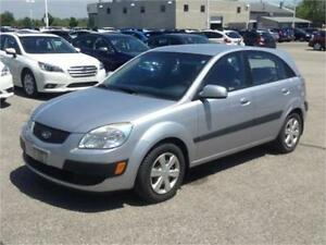 2006 Kia Rio5 EX, Great Condition, Certified & E-tested, Low km!