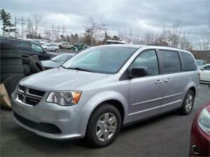 $119 BI WKLY OAC! 2012 Dodge Grand Caravan SXT STOW AND GO