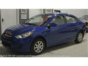 2012 HYUNDAI ACCENT GLS***FULL-AIR-AUTO-GARANTIE 6/160****6695$