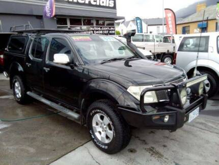 2009 Turbo Diesel ST-X 4x4 Dual Cab Ute New Town Hobart City Preview