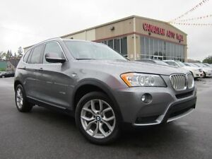 2012 BMW X3 ***PAY ONLY $96.99 WEEKLY OAC***