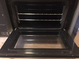 AEG Built in double oven and grill for sale