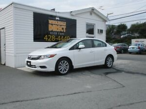 2012 Honda Civic SEDAN EX 1.8 L