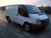 ford transit for sale - no vat