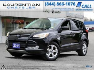 2015 Ford Escape -BLUETOOTH, HEATED SEATS, BACKUP CAM, 4X4 !!!