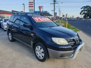 2005 Mitsubishi Outlander ZF LS 4 Speed Auto Sports Mode Wagon Deer Park Brimbank Area Preview