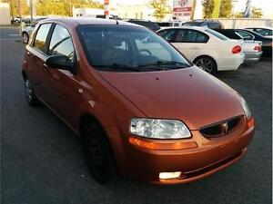 2005 Pontiac Wave Uplevel, AUTO, ELECT. GROUP, hb. 1.6L,