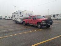 Canadas Trailer hauling services