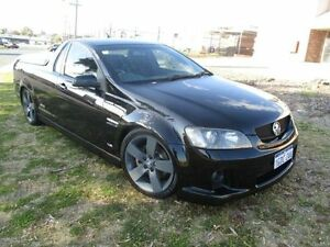 2008 Holden Ute VE SS Black Sports Automatic Utility Wangara Wanneroo Area Preview