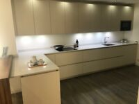 Beautiful EX DISPLAY FITTED KITCHEN / UNITS - COMPLETE BY ALNO INCLUDES APPLIANCES. GERMAN.