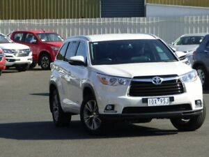 2015 Toyota Kluger GSU50R GXL 2WD White 6 Speed Sports Automatic Wagon Sunbury Hume Area Preview