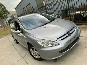 2004 Peugeot 307 XS Turbo Diesel Rego Rwc Campbellfield Hume Area Preview