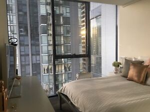 Own Private Room & Bathroom. Quiet & Clean. Southbank 2 Bedroom Southbank Melbourne City Preview