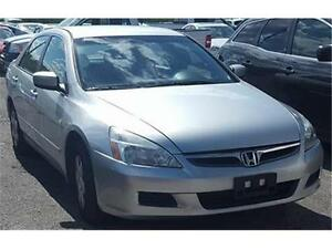 2007 Honda Accord LX (MILES)