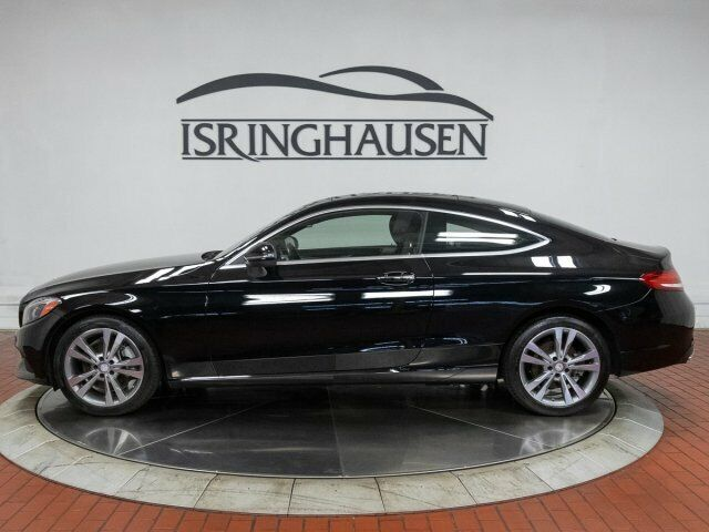 Image 4 Voiture American used Mercedes-Benz C-Class 2017