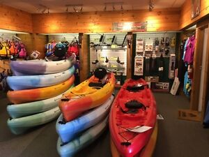 Kayaks, Canoes and SUP's for sale