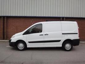 2008 FIAT SCUDO 10Q 1.6 Multijet 90 H1 Business Van