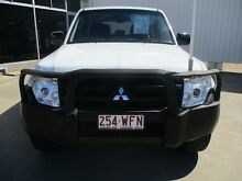 2012 Mitsubishi Pajero  White Auto Seq Sportshift Ayr Burdekin Area Preview