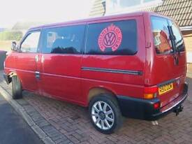Vw t4 campervan low miles fsh