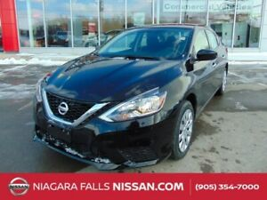 2019 Nissan Sentra SV | HEATED SEATS | DUAL ZONE CLIMATE CONTROL