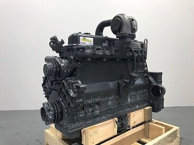 Komatsu Sa6d105 Remanufactured Diesel Engine Tag 1714