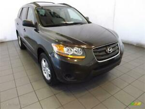 2011 HYUNDAI SANTA FE GL | 6SPEED MANUAL | ALLOYS | 4 CYLINDER