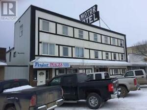 MLS 165052 Well maintained motel in the perfect downtown local!