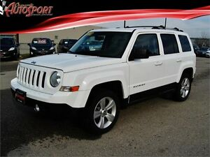 2013 Jeep Patriot | LIMITED | 4WD
