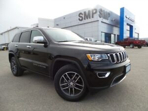 2017 Jeep Grand Cherokee Limited- Leather, SRoof & Rem.Start