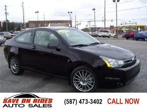 2009 FORD FOCUS SES = LEATHER/SUNROOF = LOW KMS 160K