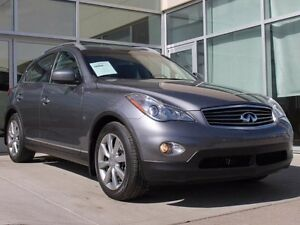 2015 Infiniti QX50 LUXURY/LEATHER/MOON ROOF/REAR VIEW MONITOR