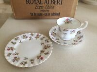 Royal Albert Tea Set Winsome design