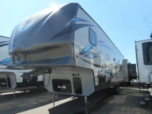 2018 Forest River RV Vengeance Super Sport 314A12