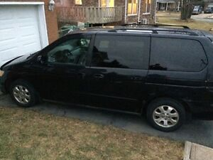 2003 Honda Other grey Minivan, Van