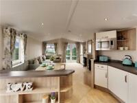 Brand NEW 2018 static caravan for sale, stunning location near Scarborough