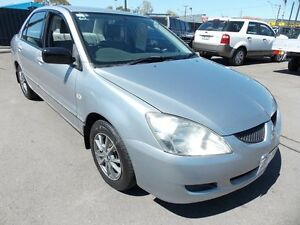 2003 Mitsubishi Lancer CH ES Silver 4 Speed Automatic Sedan Enfield Port Adelaide Area Preview