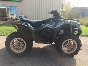 2016 Brute Force 750 Non-EPS