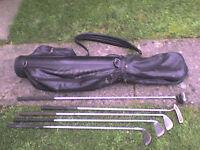 Golf Clubs with a FREE Bag - Heathrow